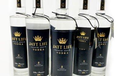 Jatt Life Original Vodka Launch