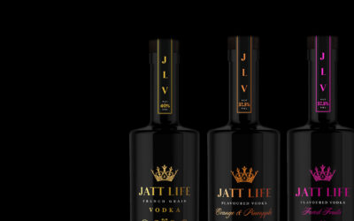 The Luxe Bible Bumper Guide to the Coolest Vodkas