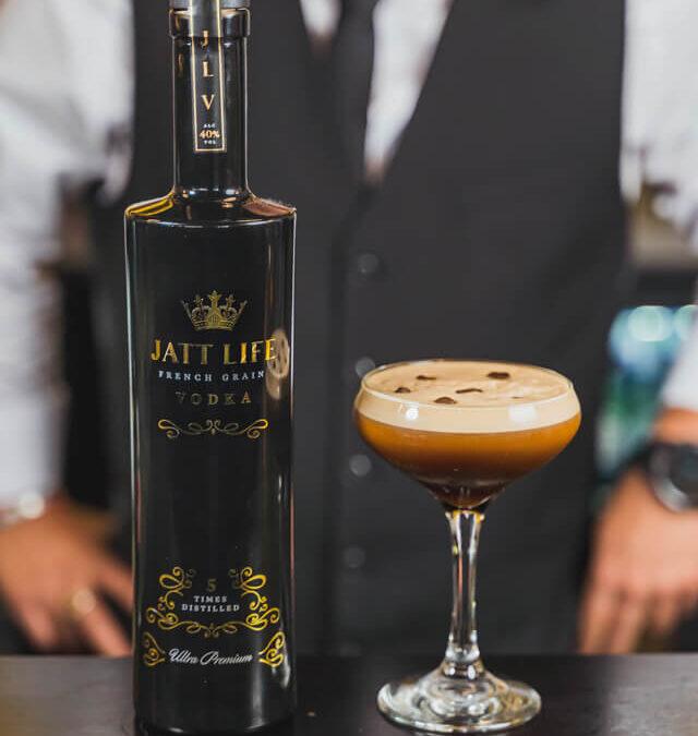 Jatt Martini – Vodka Cocktail