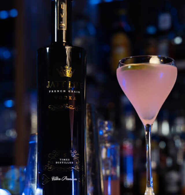 Jatt Palomito Caliente – Vodka Cocktail